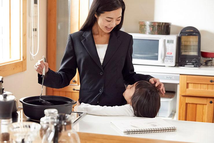 無理のないスケジュール&時短術で仕事と家事の両立を目指そう