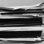 増え続ける経理書類……保存期間はいつまで?