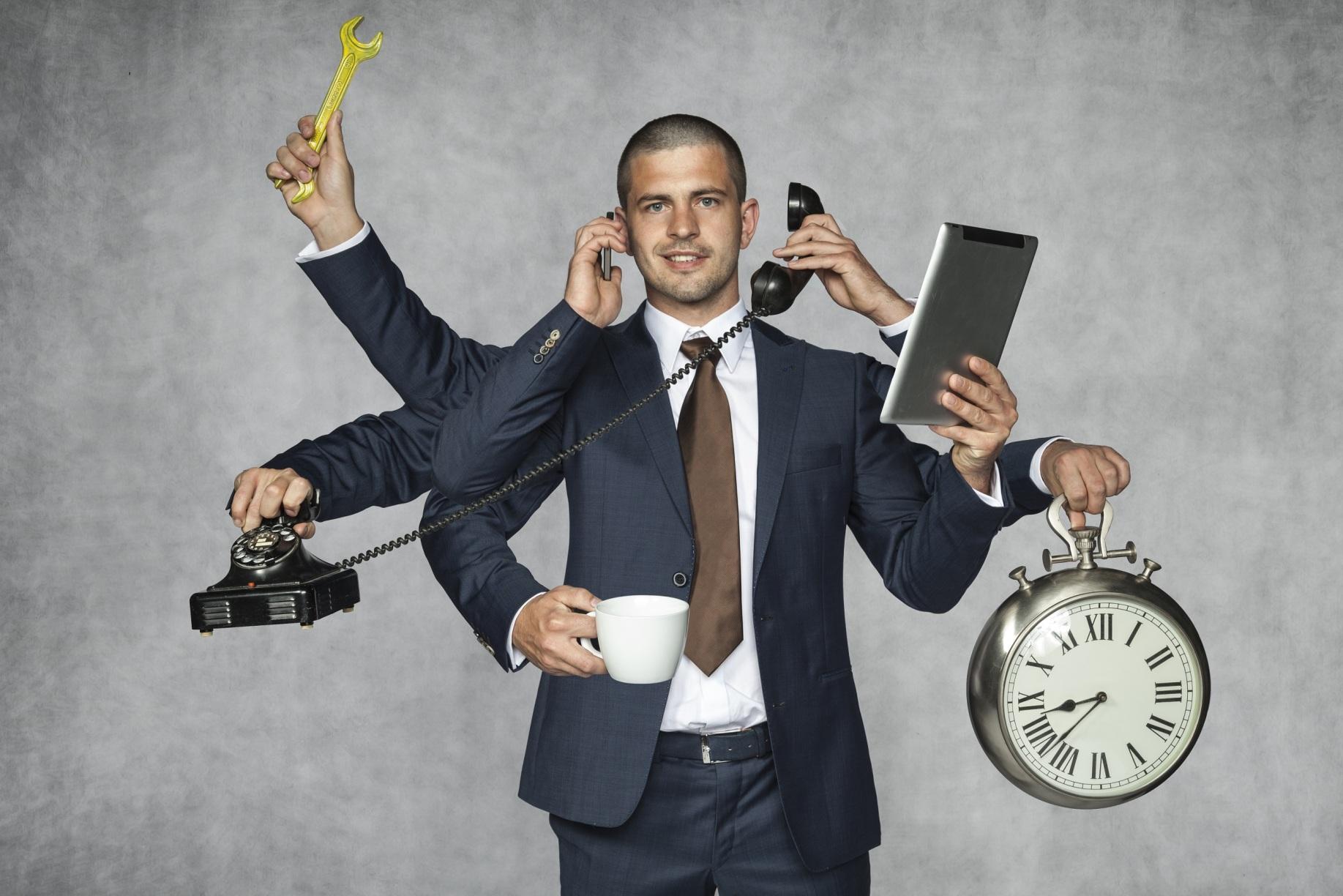 【業務改善】決算業務の効率化に関わる4つのポイント