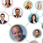 人と人との繋がりを可視化する新カスタムビジュアル「ソーシャルネットワークグラフ」
