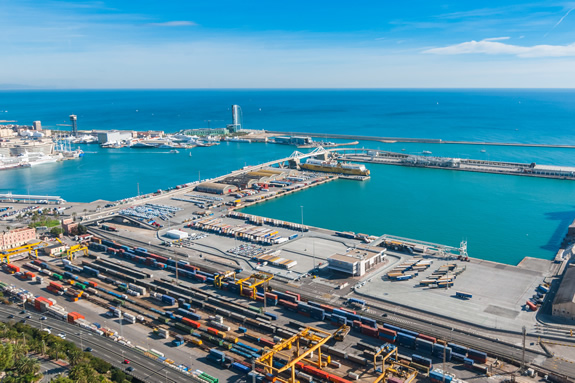ヨーロッパの主要な貿易港をまとめてみました