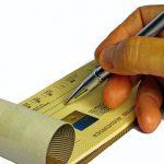 【素朴な疑問】小切手と手形って何が違うの?
