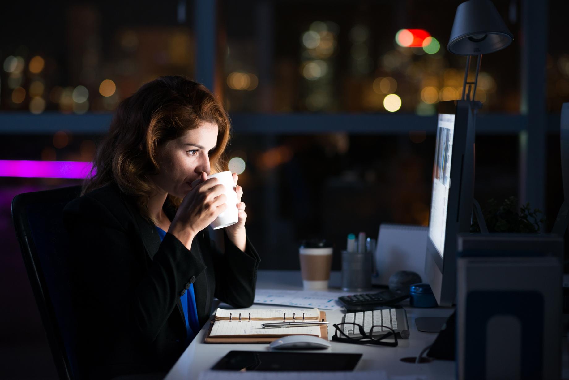 残業が増える決算時期に備える!今からできる業務効率化テクニック