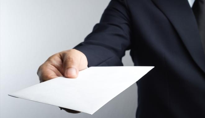 領収書を郵送するときの注意点は?