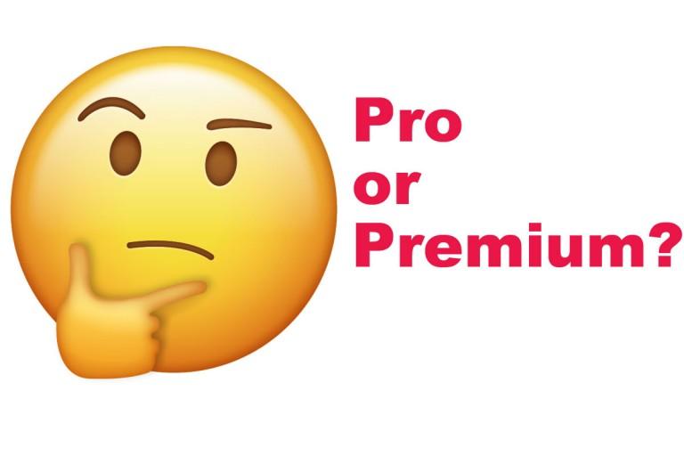 【よくある疑問】Power BI ProとPremiumの違いとは?