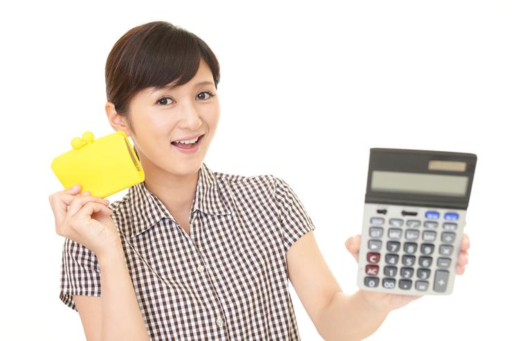 女性の一人暮らしにかかる生活費の平均値は?