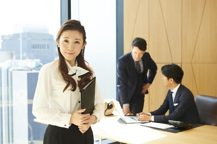 派遣という働き方を活用すれば、未経験から秘書への転職も可能!
