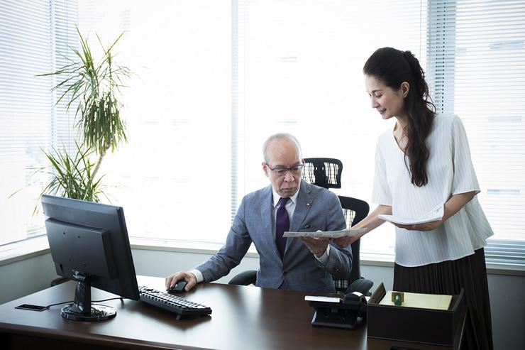 残業が比較的少ない秘書のお仕事って?