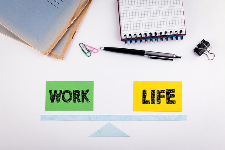 経理はワークライフバランスがとりやすい?経理職の働きやすさについて