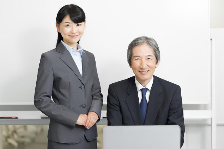 【秘書】上司をサポートする専門職。コミュニケーション能力を活かせます