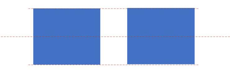 オブジェクトはランダムに配置せず、基本「整列」させる