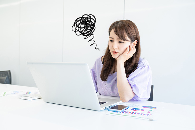 集中力を高めて仕事の生産性UP!オフィスで簡単にできる集中力UP術