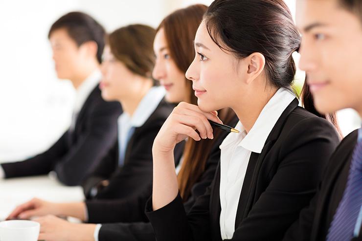 パソナなら「ビジネスコミュニケーション研修」を無料で受講可能