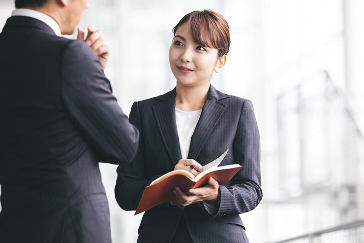 ある商社の社長秘書のスケジュールに見る働き方の一例