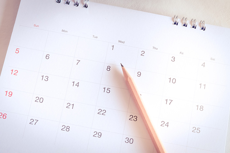 いつ頃からお仕事を探し始めるのが一般的?