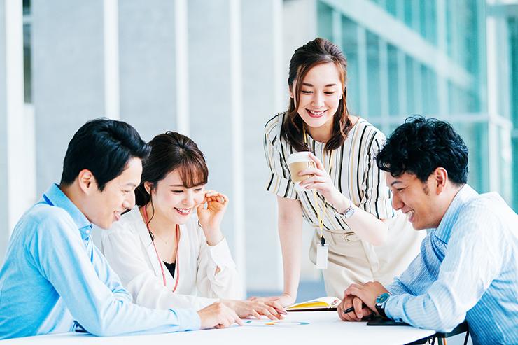 楽しいお仕事を選ぶためのポイントって?女性にとって満足度が高い職種5選もご紹介!