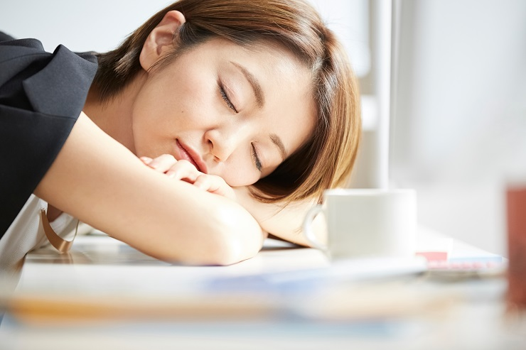 眠気を予防する方法は?